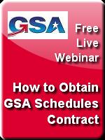 Obtain a GSA Contract