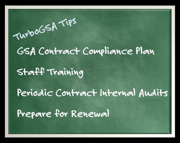 Gsa Schedule Federal Marketing Blog Gsa Contract Renewal