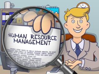 GSA Schedule 738 Human Capital Management