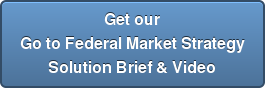 Get our Go to Federal Market Strategy Solution Brief & Video